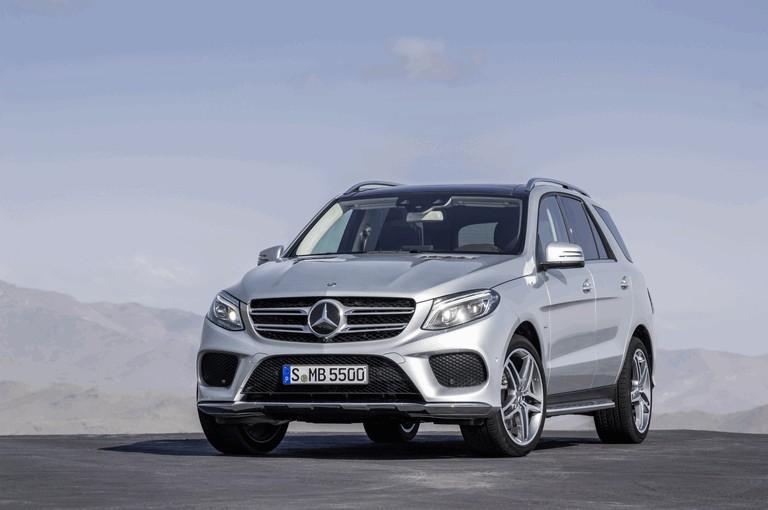 2015 Mercedes-Benz GLE 500 427358
