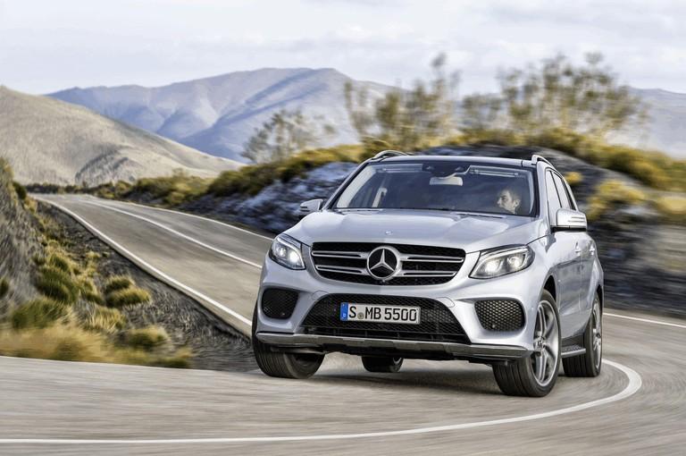 2015 Mercedes-Benz GLE 500 427362