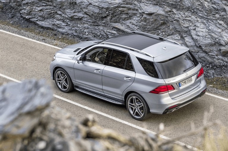 2015 Mercedes-Benz GLE 500 427363