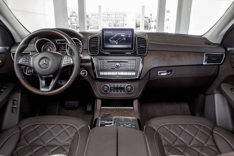 2015 Mercedes-Benz GLE 500 427366