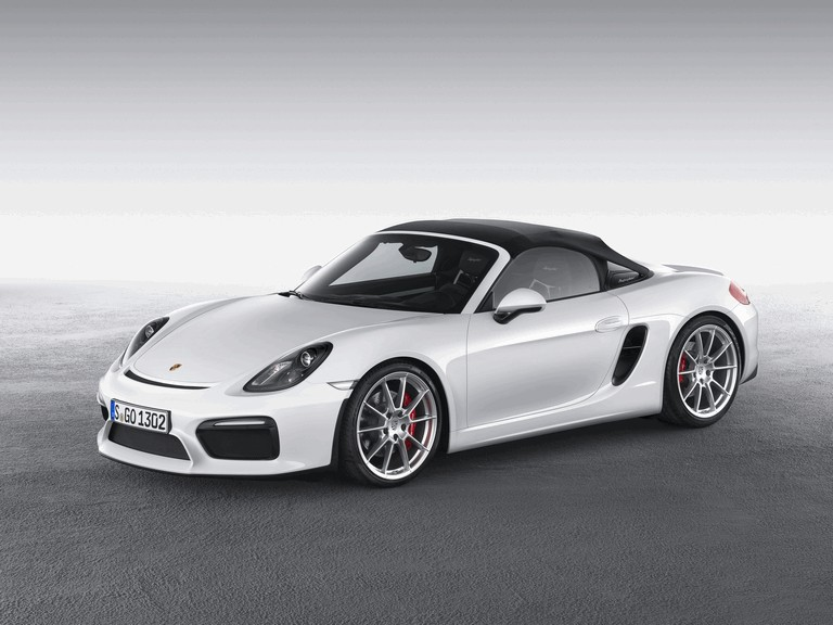 2015 Porsche Boxster 427457