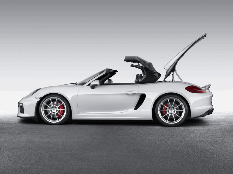 2015 Porsche Boxster 427463