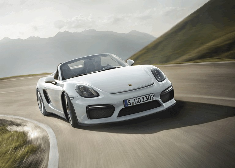 2015 Porsche Boxster 427464