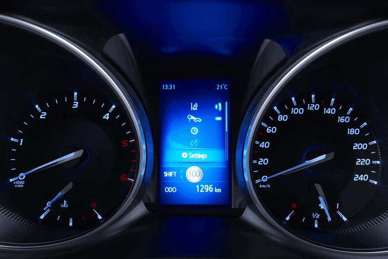 2015 Toyota Avensis 428154