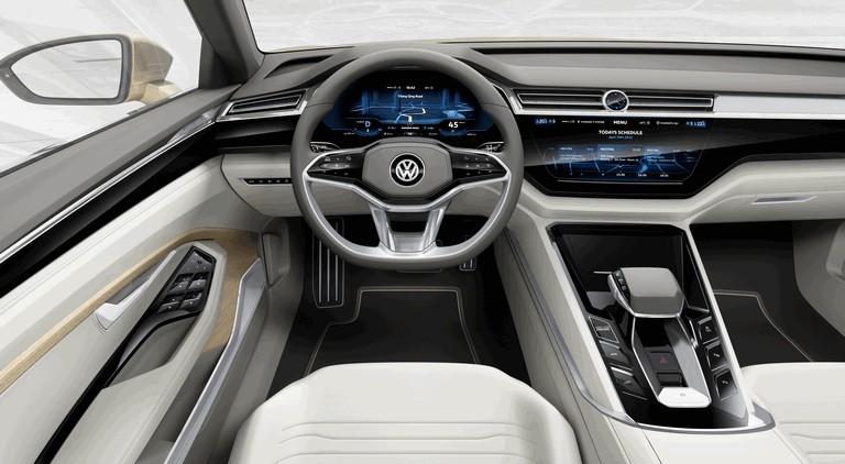 2015 Volkswagen C Coupé GTE concept 428605