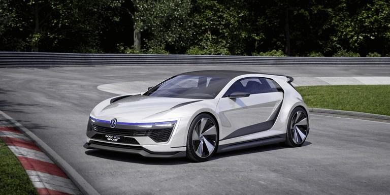 2015 Volkswagen Golf GTE Sport 428613