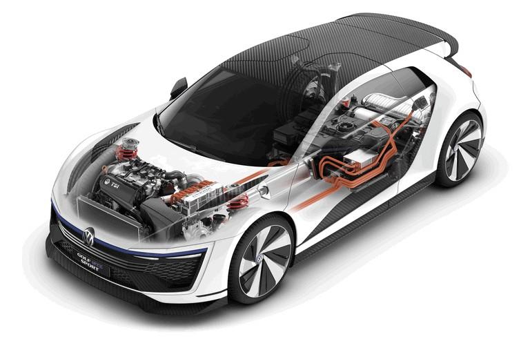 2015 Volkswagen Golf GTE Sport 428619