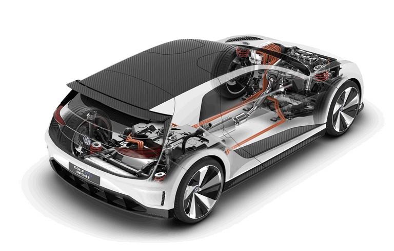 2015 Volkswagen Golf GTE Sport 428620