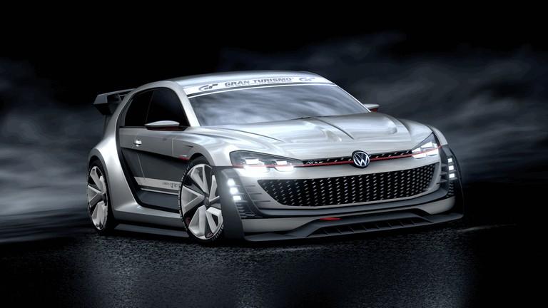 2015 Volkswagen GTI Supersport Vision Gran Turismo 428624