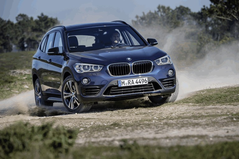2015 BMW X1 ( F48 ) xDrive25i 428720
