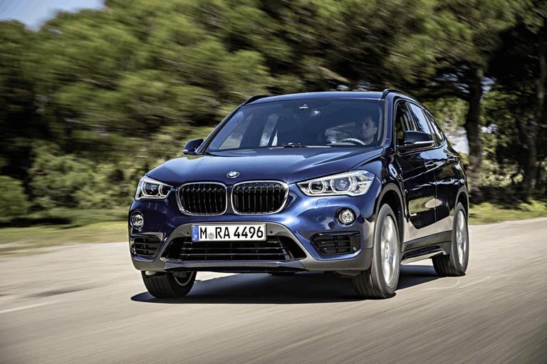 2015 BMW X1 ( F48 ) xDrive25i 428721