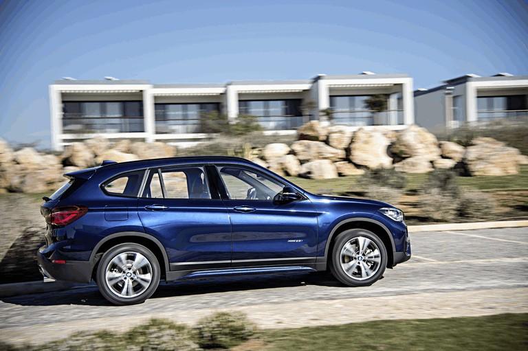 2015 BMW X1 ( F48 ) xDrive25i 428724