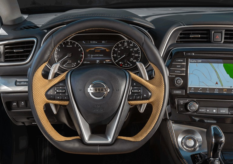 2016 Nissan Maxima 429263