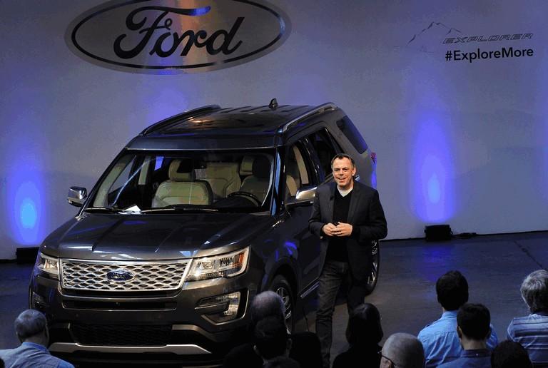 2016 Ford Explorer 446279