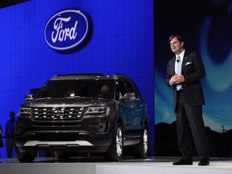 2016 Ford Explorer 446284