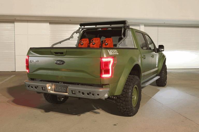 2015 Ford F-150 Halo Sandcat 429516
