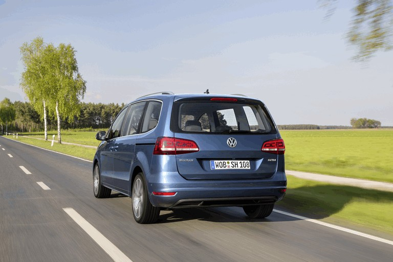 2015 Volkswagen Sharan 429684