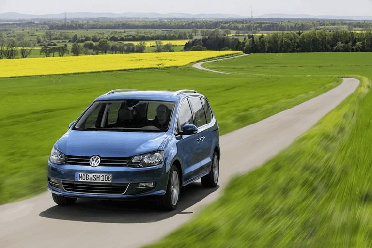 2015 Volkswagen Sharan 429685
