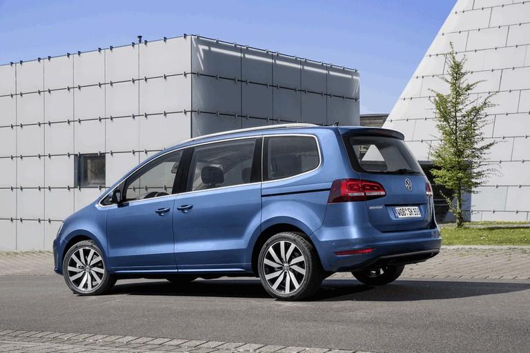 2015 Volkswagen Sharan 429690