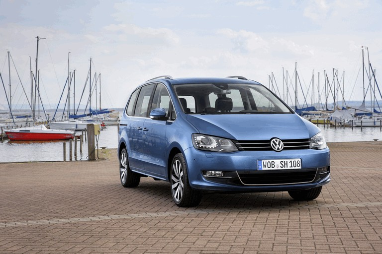 2015 Volkswagen Sharan 429691