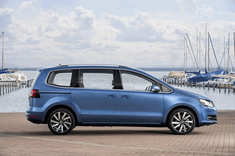 2015 Volkswagen Sharan 429693