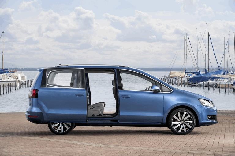 2015 Volkswagen Sharan 429694