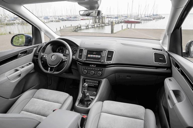 2015 Volkswagen Sharan 429701