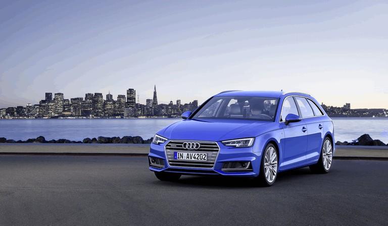 2015 Audi A4 3.0 TDI quattro avant 446065