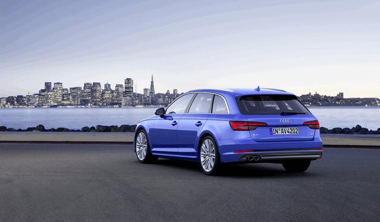 2015 Audi A4 3.0 TDI quattro avant 446070