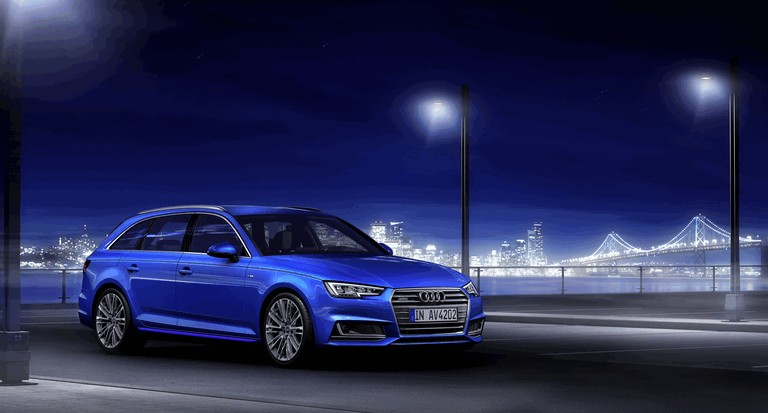 2015 Audi A4 3.0 TDI quattro avant 446078