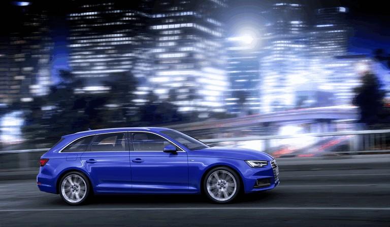 2015 Audi A4 3.0 TDI quattro avant 446079