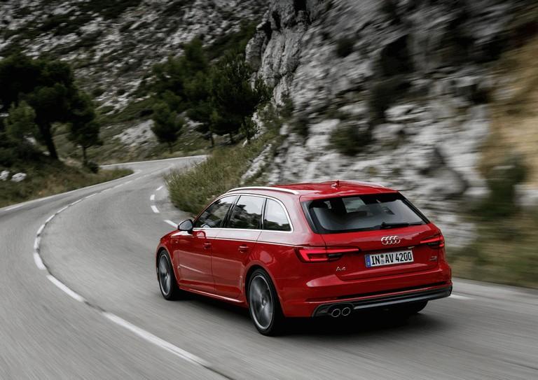2015 Audi A4 3.0 TDI quattro avant 446086