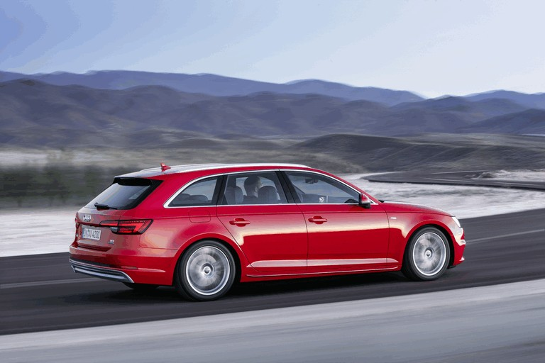 2015 Audi A4 3.0 TDI quattro avant 446098
