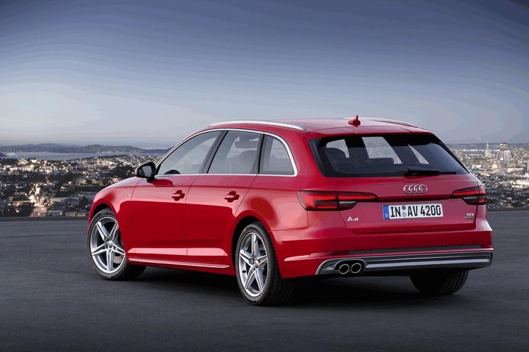 2015 Audi A4 3.0 TDI quattro avant 446104