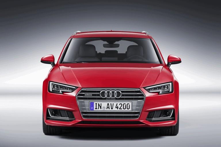 2015 Audi A4 3.0 TDI quattro avant 446108