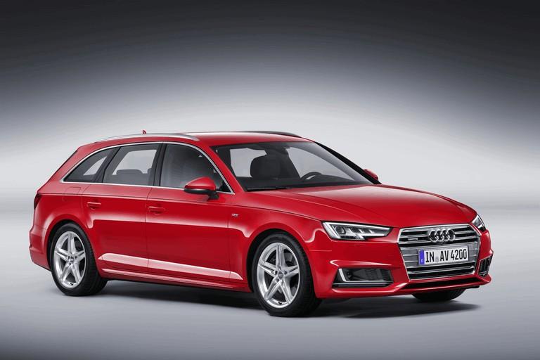2015 Audi A4 3.0 TDI quattro avant 446111
