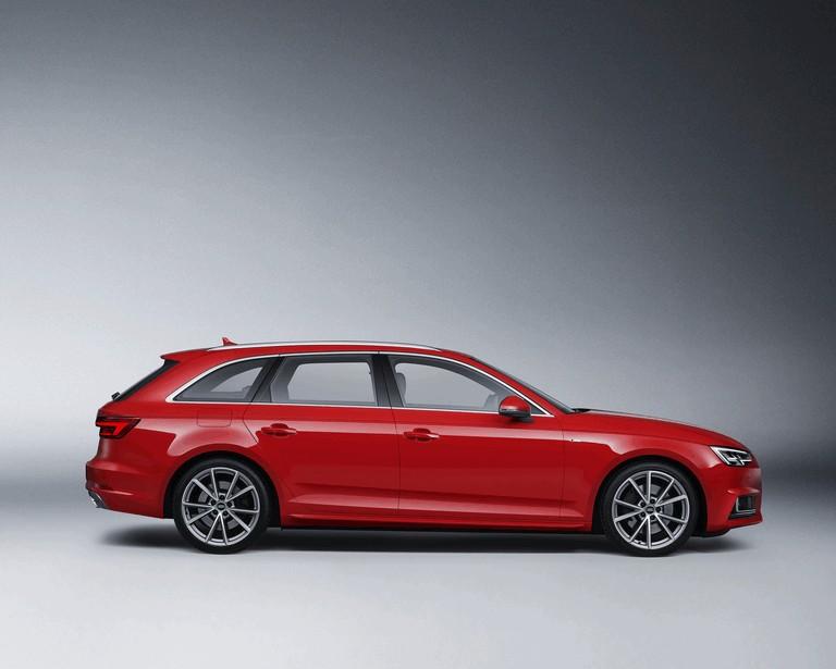 2015 Audi A4 3.0 TDI quattro avant 446112