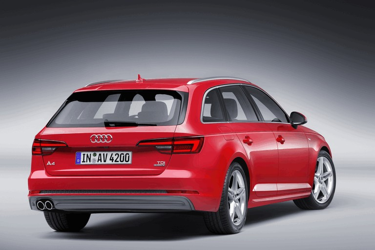 2015 Audi A4 3.0 TDI quattro avant 446115