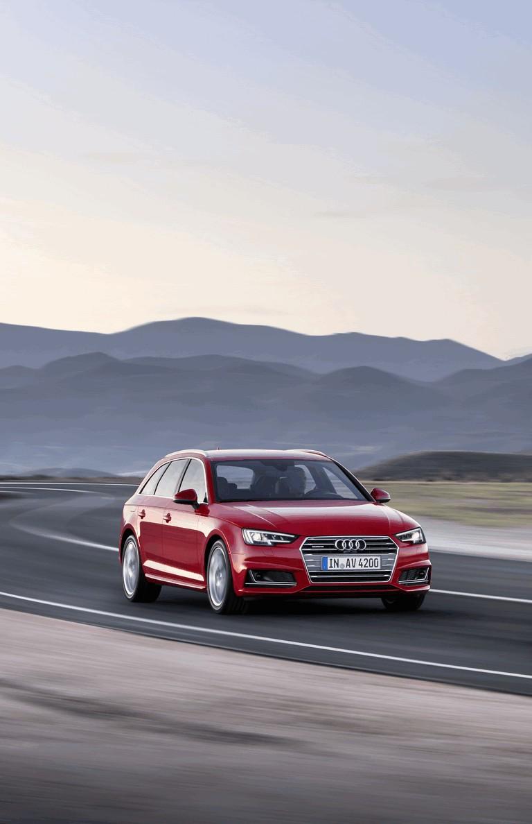 2015 Audi A4 3.0 TDI quattro avant 446117