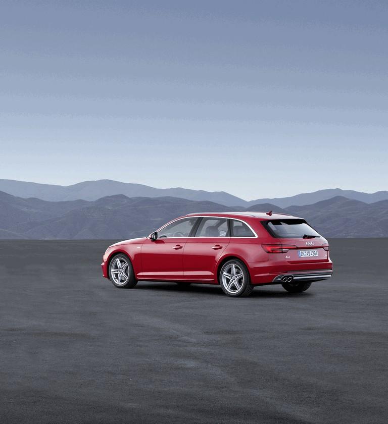 2015 Audi A4 3.0 TDI quattro avant 446118