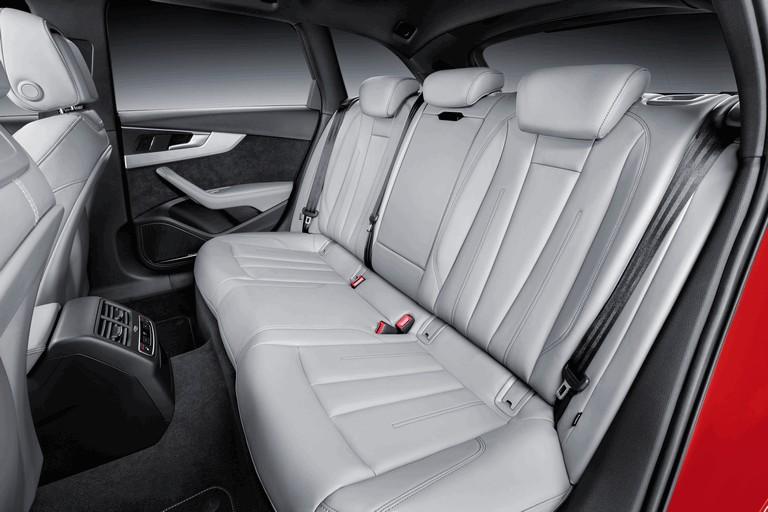 2015 Audi A4 3.0 TDI quattro avant 446120