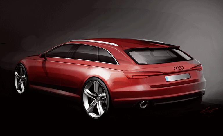 2015 Audi A4 3.0 TDI quattro avant 446131