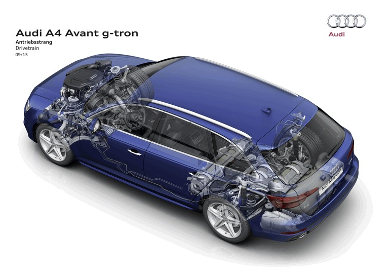 2015 Audi A4 3.0 TDI quattro avant 446132