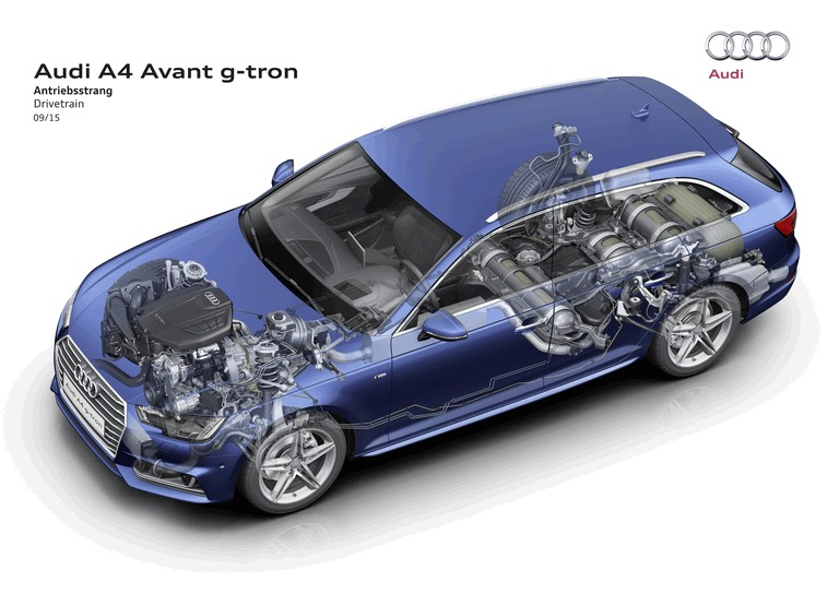 2015 Audi A4 3.0 TDI quattro avant 446134