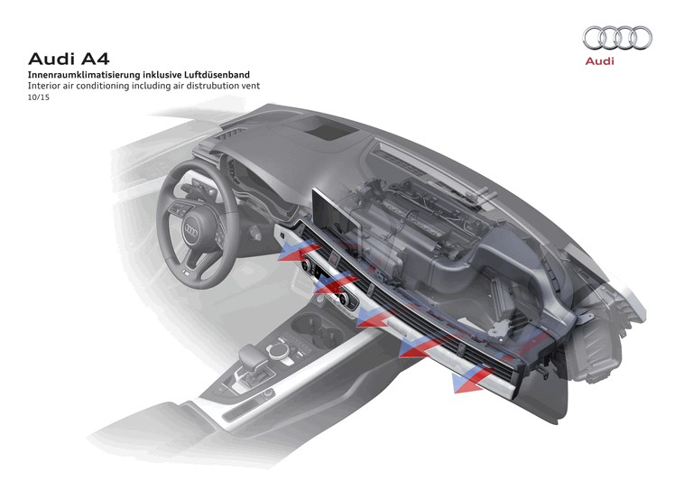 2015 Audi A4 3.0 TDI quattro avant 446140
