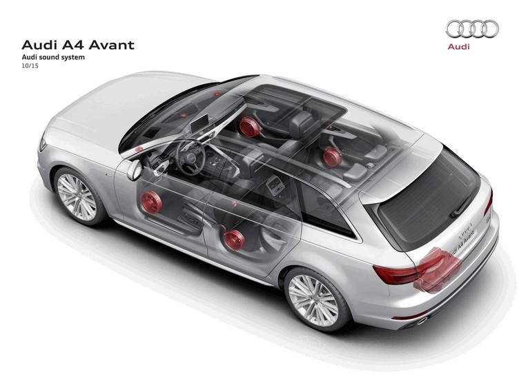 2015 Audi A4 3.0 TDI quattro avant 446143