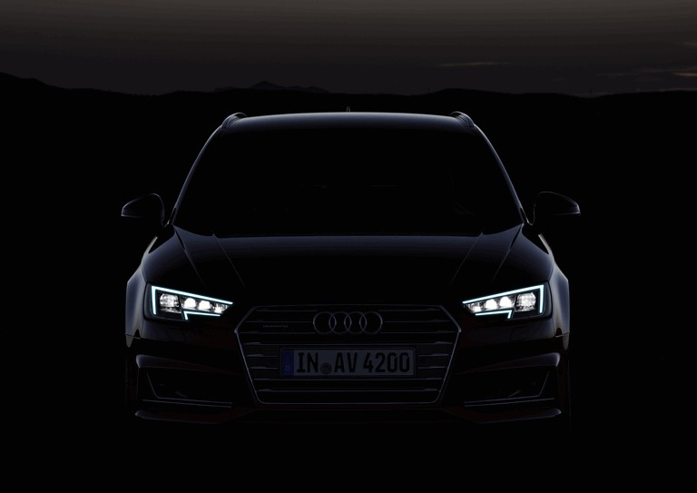 2015 Audi A4 3.0 TDI quattro avant 446149
