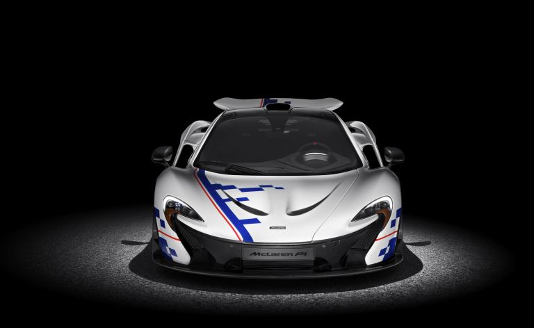 2015 McLaren P1 Alain Prost edition by MSO 527746