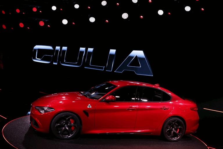 2015 Alfa Romeo Giulia Quadrifoglio 445529