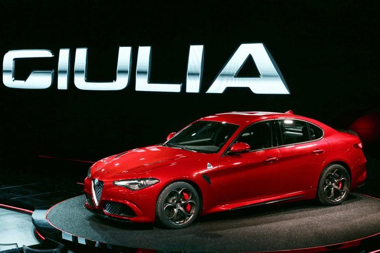 2015 Alfa Romeo Giulia Quadrifoglio 445530
